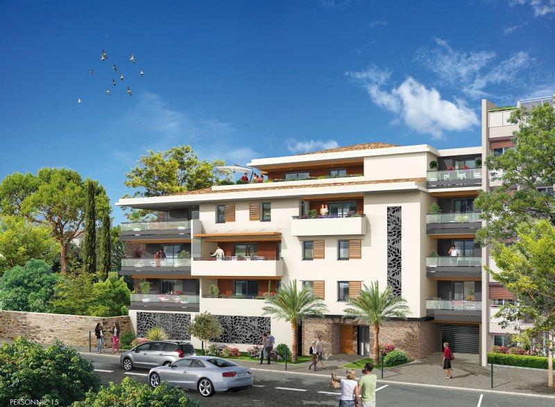 Vente appartement t4 de 114m avec terrasse de 32m en for Acheter maison porquerolles